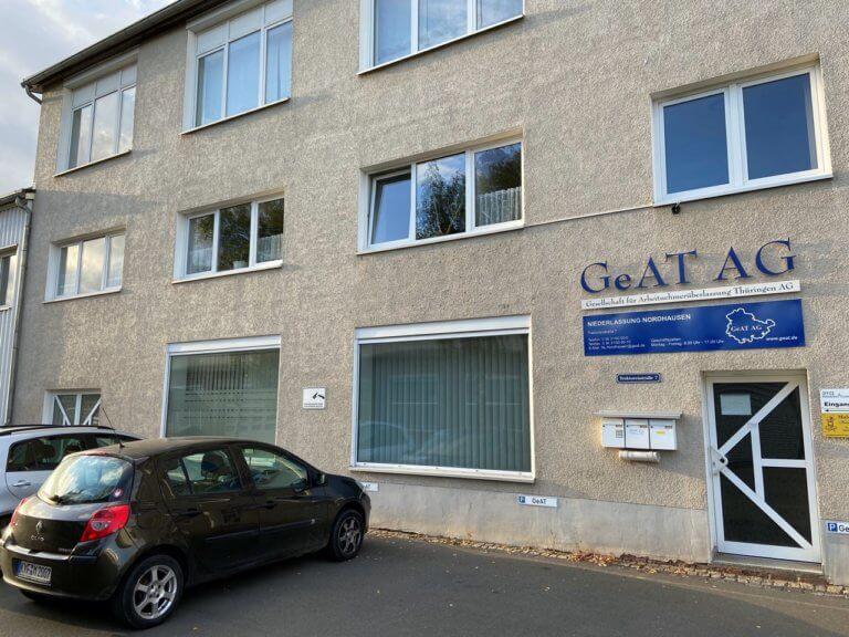 GeAT Thüringen Personaldienstleistungen, Arbeitnehmerüberlassung - Nordhausen